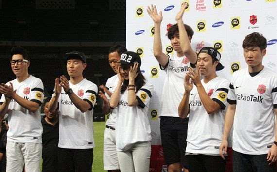 Running Man dan Asian Dream Cup Indonesia