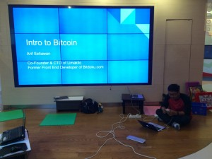 ProCodeCG CodeMeetUp() #51: Intro to Bitcoin