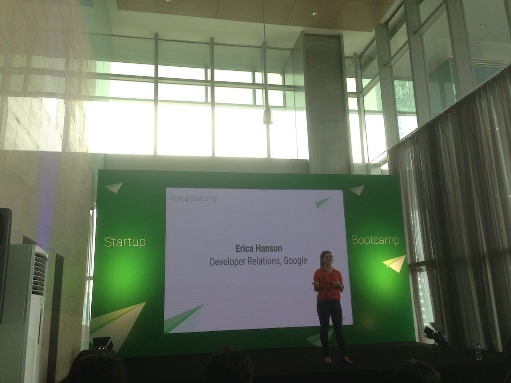 Erica Hanson, Developer Relations Program Manager, Google South East Asia