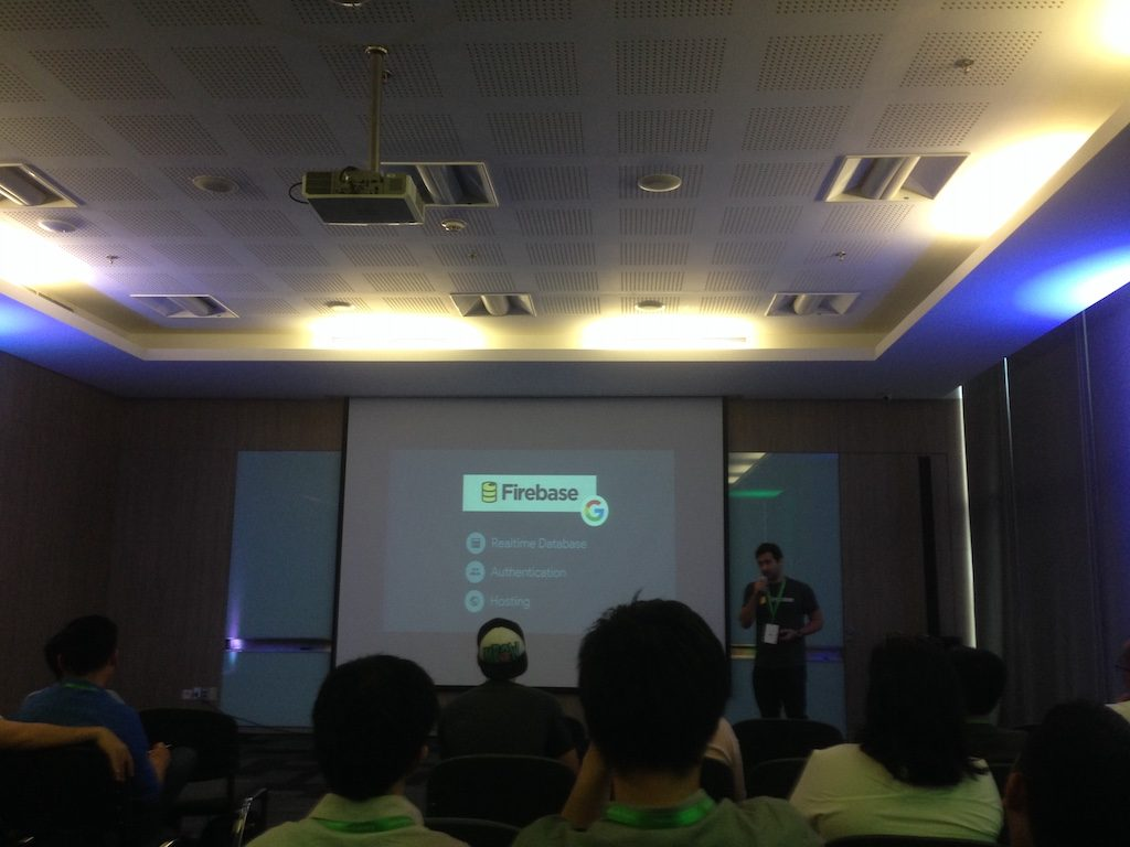 Sami Kizilbash, Developer Relations Program Manager, Google South East Asia