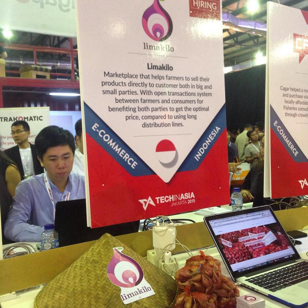 Limakilo booth