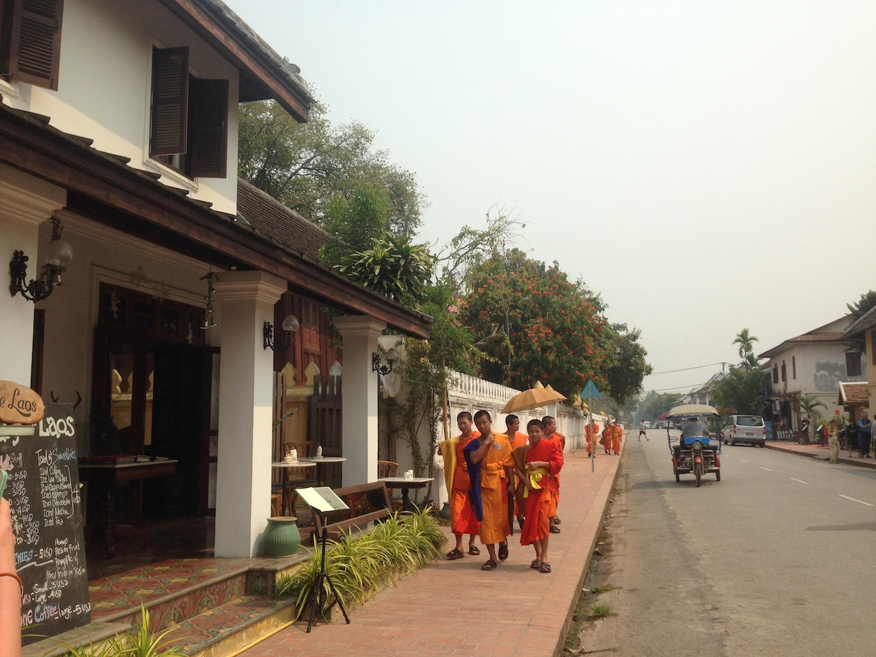 Luang Prabang – UNESCO World Heritage City